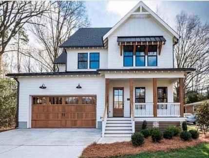 47 Awesome Modern Farmhouse Exterior Design Ideas