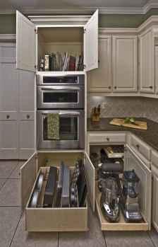 47 Brilliant Kitchen Cabinet Organization and Tips Ideas