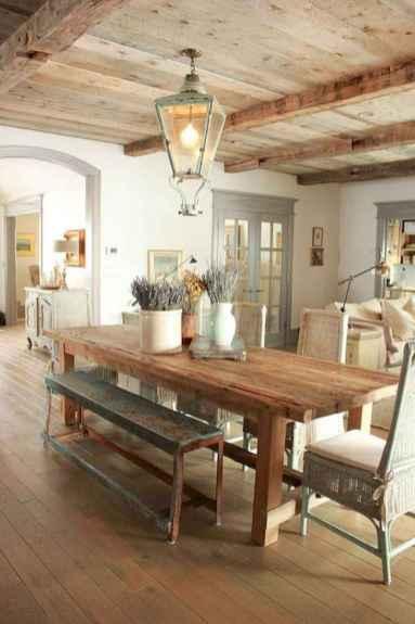 51 Beautiful Farmhouse Dining Room Table Design Ideas