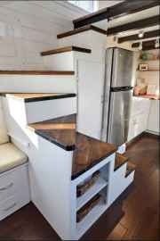 51 Clever Loft Stair Design for Tiny House Ideas