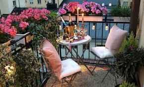 52 Cozy Apartment Balcony Decorating Ideas