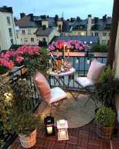 52 Cozy Apartment Balcony Decorating Ideas