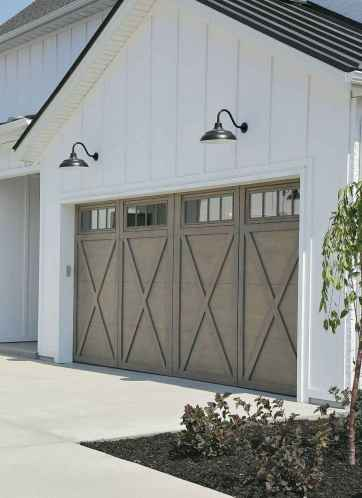 54 Awesome Modern Farmhouse Exterior Design Ideas