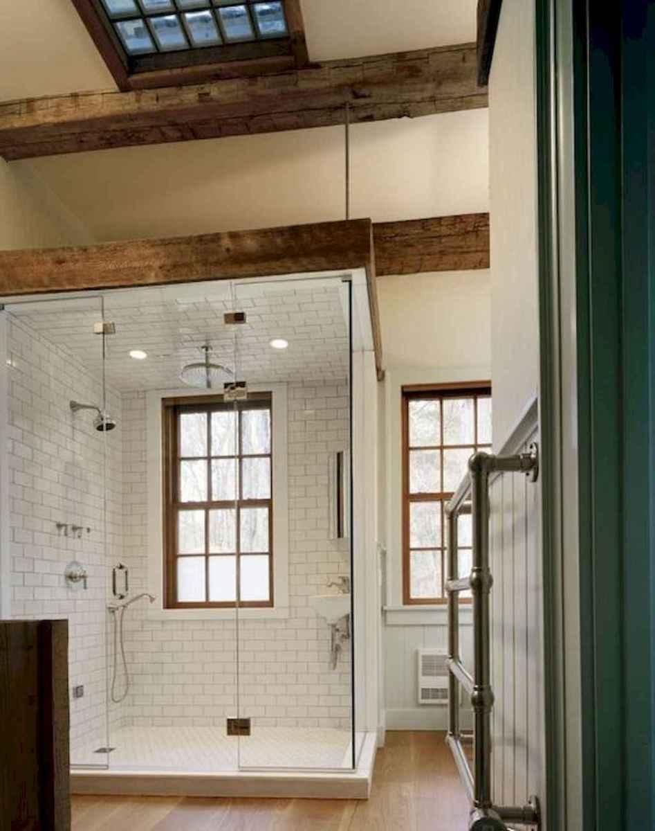 54 Cool Bathroom Shower Tile Remodel Design Ideas