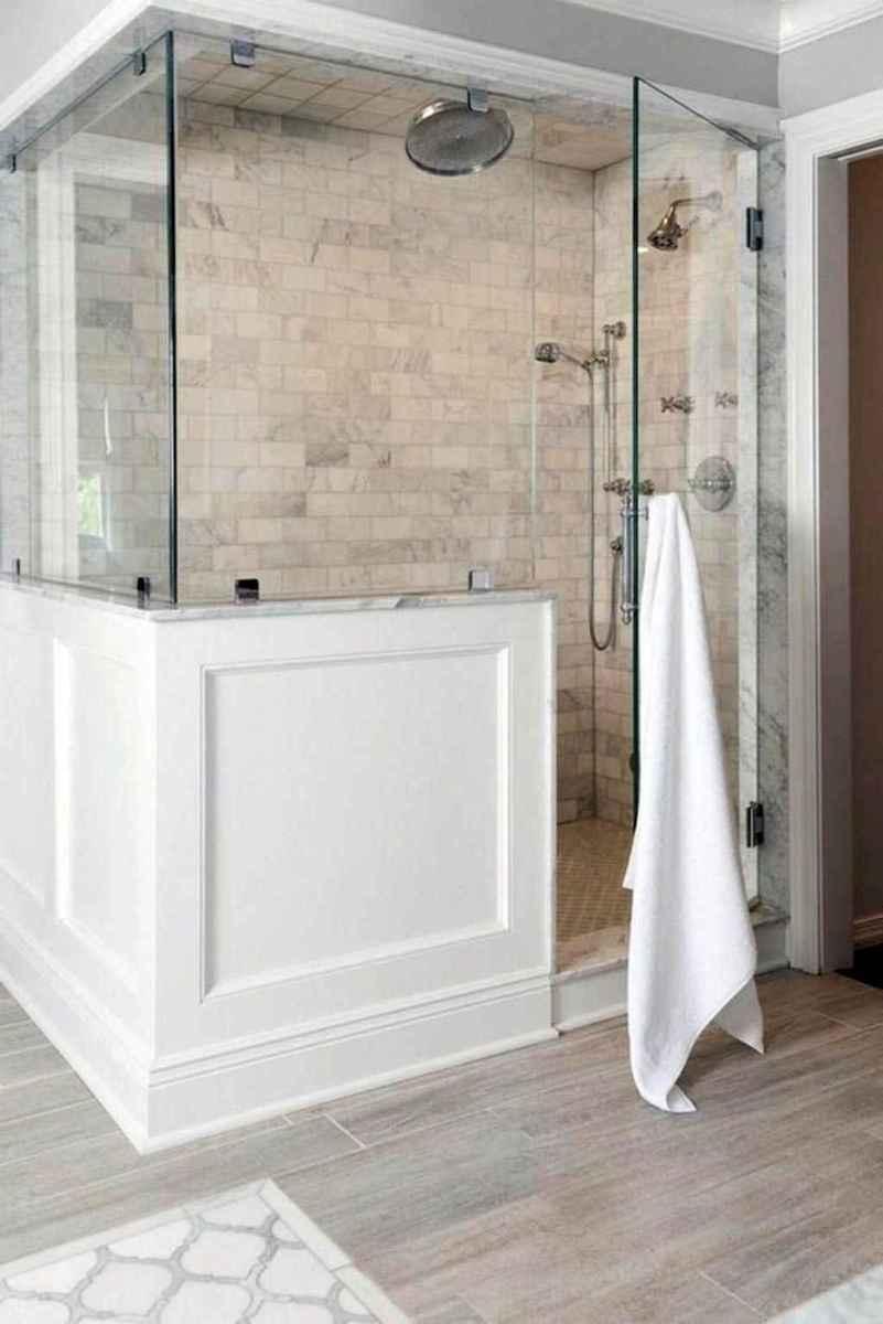 55 Cool Bathroom Shower Tile Remodel Design Ideas