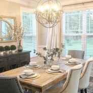 56 Beautiful Farmhouse Dining Room Table Design Ideas