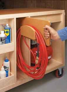 56 Clever Garage Organization Ideas