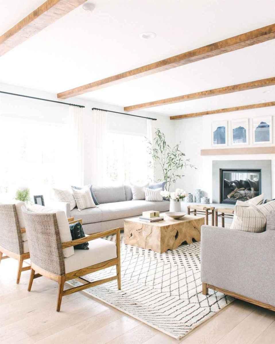 57 Beautiful Coastal Living Room Decor Ideas