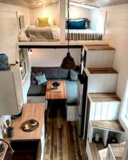 60 Clever Loft Stair Design for Tiny House Ideas
