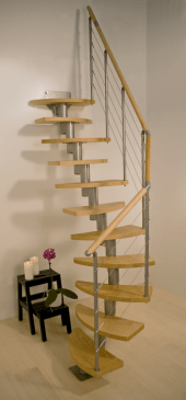 61 Clever Loft Stair Design for Tiny House Ideas