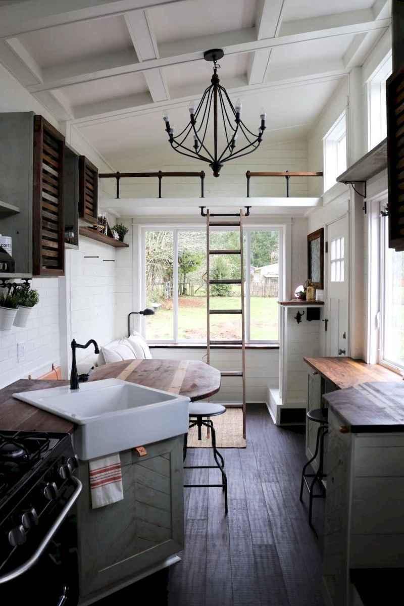 61 Tiny House Kitchen Storage Organization and Tips Ideas