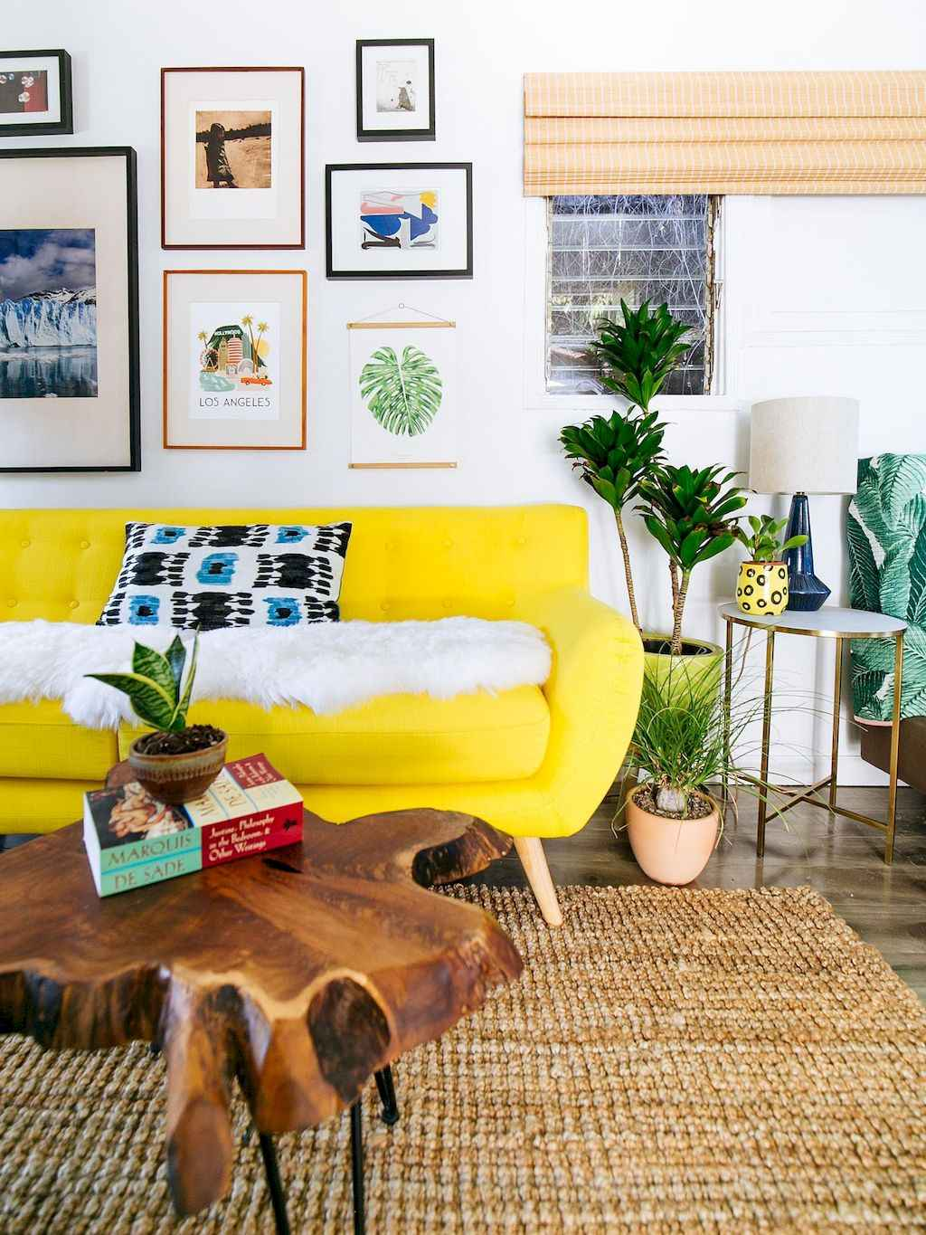 62 Beautiful Yellow Sofa for Living Room Decor Ideas