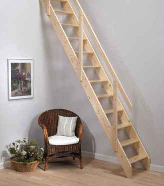 62 Clever Loft Stair Design for Tiny House Ideas