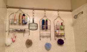 62 Smart Small Bathroom Storage Organization and Tips Ideas