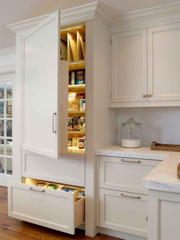63 Brilliant Kitchen Cabinet Organization and Tips Ideas