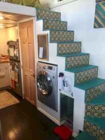 63 Cool Tiny House Interior Design Ideas