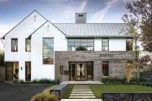 64 Awesome Modern Farmhouse Exterior Design Ideas