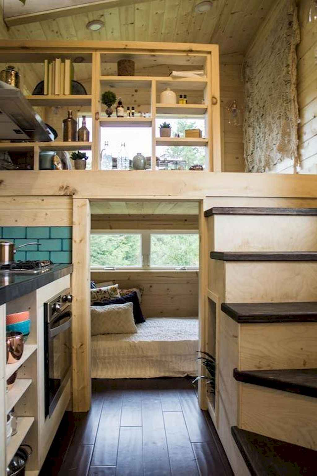 65 Space Saving Tiny House Storage Organization and Tips Ideas
