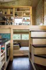 65 Space Saving Tiny House Storage Organization and Tips Ideas