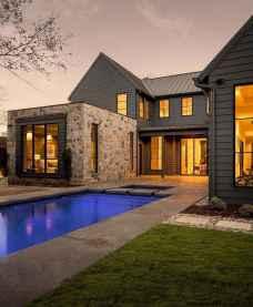 70 Awesome Modern Farmhouse Exterior Design Ideas