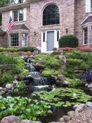 02 Unique Backyard Garden Water Feature Landscaping Ideas