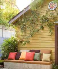 07 Easy Backyard Fire Pit with Cozy Seating Area Ideas