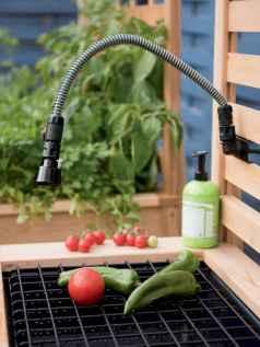 08 Inspiring Faucet Garden Decor for Front and Backyard Ideas