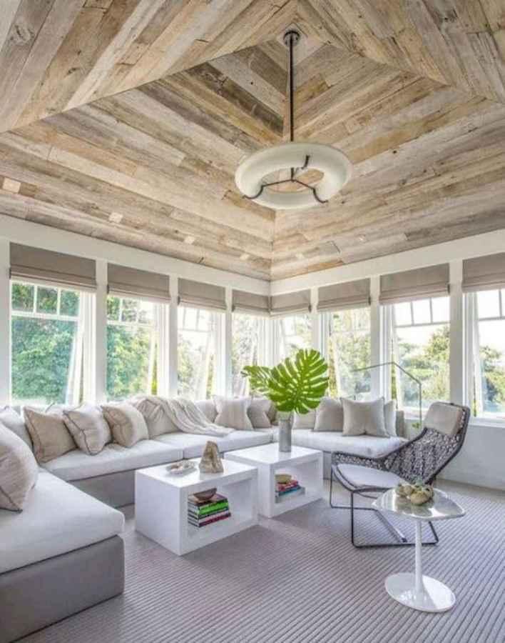 11 Cozy Farmhouse Sunroom Decor Ideas