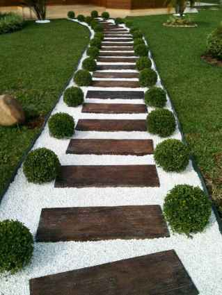 12 Stunning Front Yard Garden Pathways Landscaping Ideas