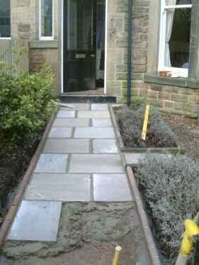 17 Stunning Front Yard Garden Pathways Landscaping Ideas