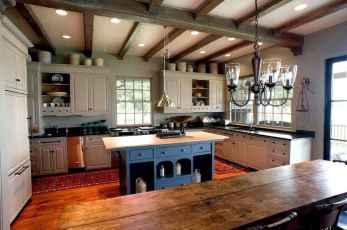 18 Functional Farmhouse Kitchen Island Design Ideas
