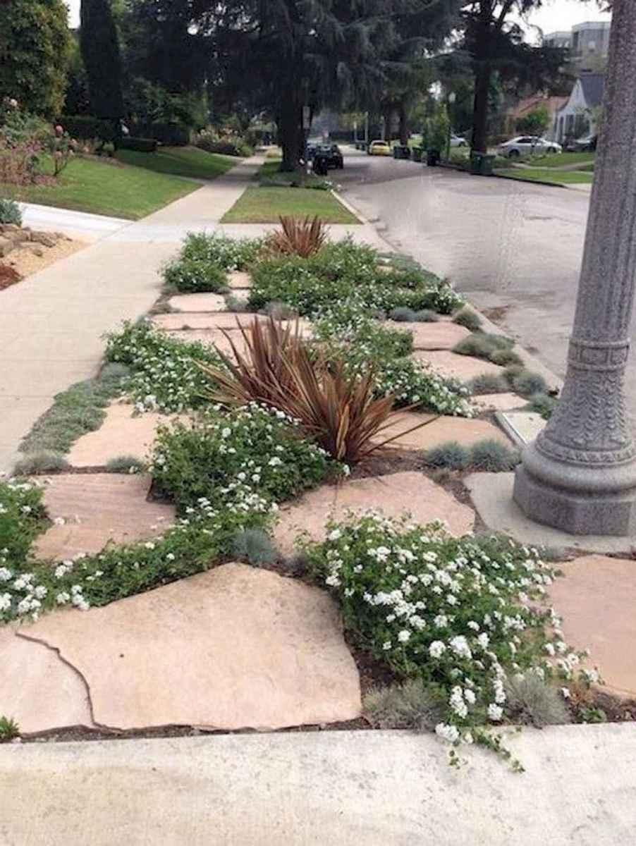 18 Stunning Front Yard Garden Pathways Landscaping Ideas