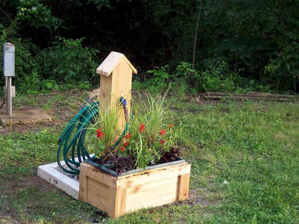 19 Inspiring Faucet Garden Decor for Front and Backyard Ideas