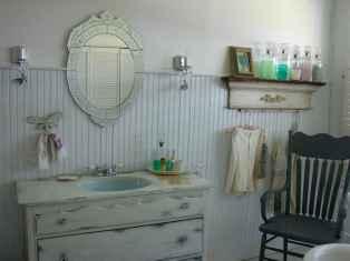 23 Awesome Farmhouse Bathroom Tile Floor Decor Ideas