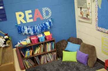 23 Cozy Reading Corner Decor Ideas