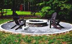 23 Easy Backyard Fire Pit with Cozy Seating Area Ideas