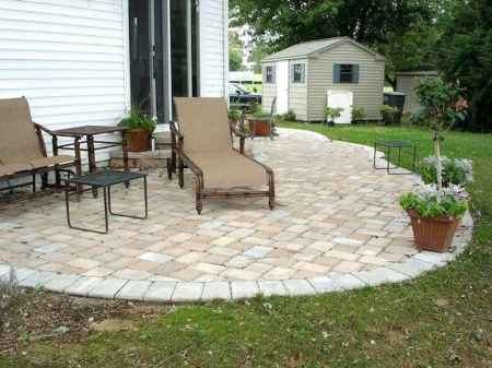 24 Awesome Small Patio on Budget Design Ideas