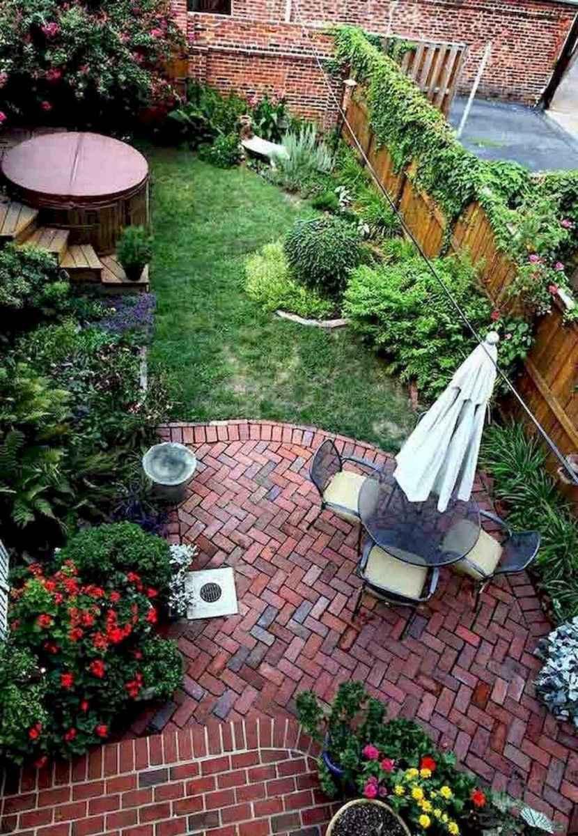 24 Small Backyard Garden Landscaping Ideas
