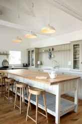 25 Functional Farmhouse Kitchen Island Design Ideas