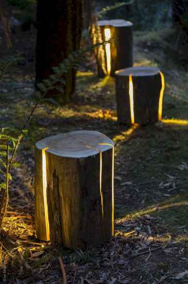 26 Easy and Creative DIY Outdoor Lighting Ideas