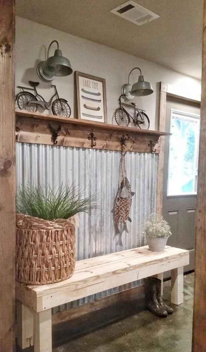 28 Inspiring Farmhouse Entryway Decor Ideas