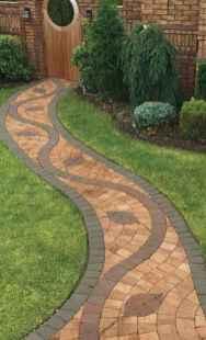 28 Stunning Front Yard Garden Pathways Landscaping Ideas