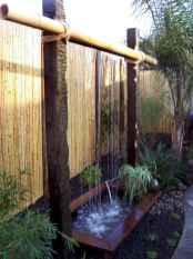 28 Unique Backyard Garden Water Feature Landscaping Ideas
