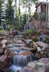 29 Unique Backyard Garden Water Feature Landscaping Ideas