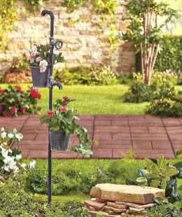30 Inspiring Faucet Garden Decor for Front and Backyard Ideas