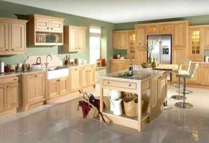31 Functional Farmhouse Kitchen Island Design Ideas