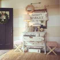31 Inspiring Farmhouse Entryway Decor Ideas