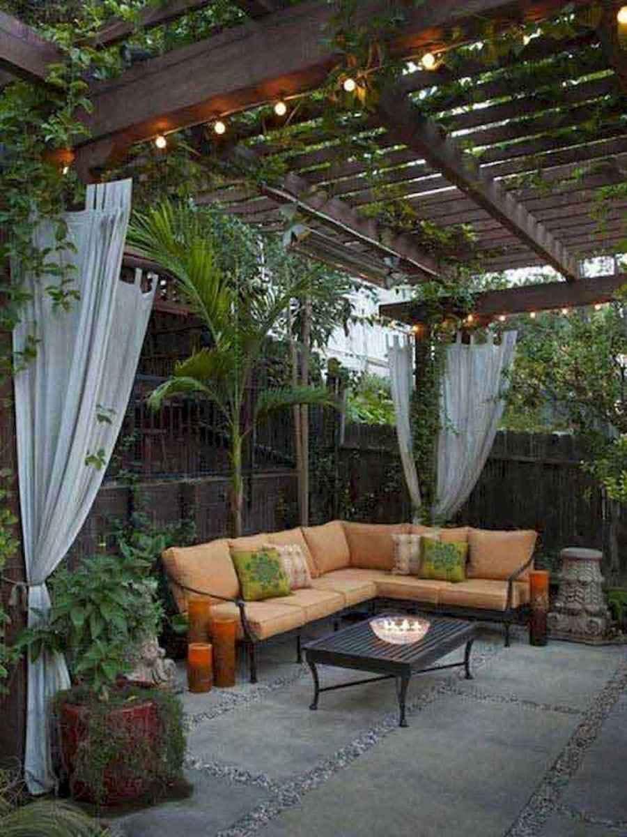 34 Small Backyard Garden Landscaping Ideas