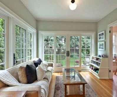 35 Cozy Farmhouse Sunroom Decor Ideas