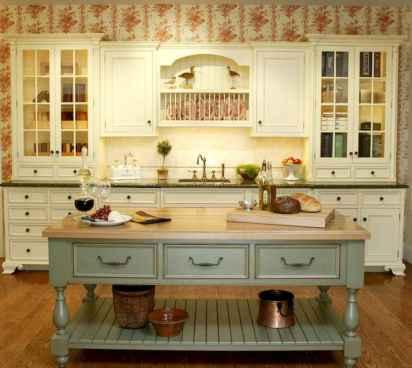 36 Functional Farmhouse Kitchen Island Design Ideas